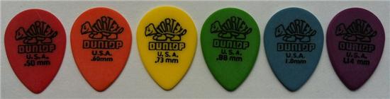 Dunlop还推出有很多小众的形状,或者稍微区别于普通型号的变体4.jpg