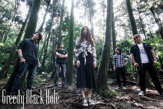 MV:中国台湾旋律死亡金属(Melodic Death Metal)乐团 贪婪黑洞(Greedy Black ...